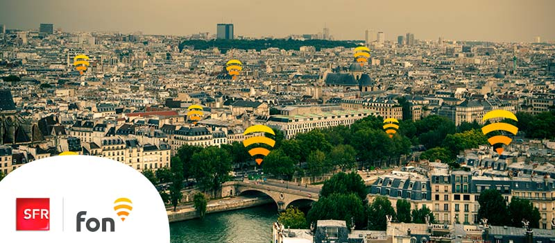 Fon and SFR in France | Fon