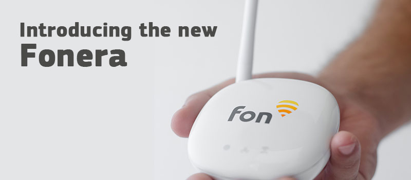 Welcome the newest Fonera: Now with Facebook functionality