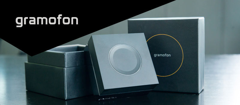 Gramofon has now become a reality!