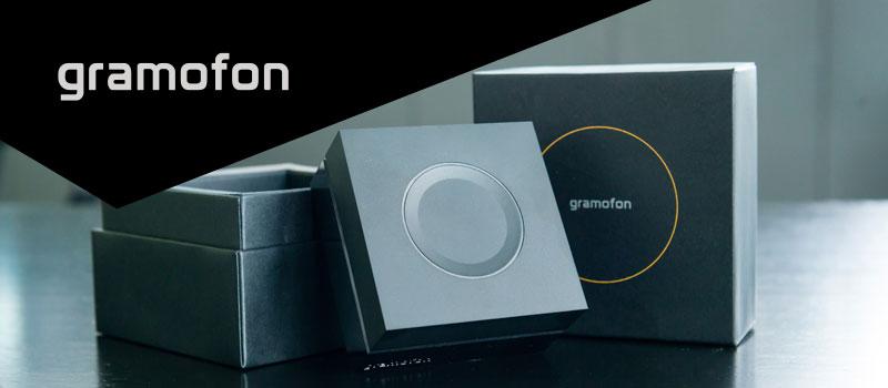 Gramofon has now become a reality!