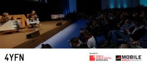 Fon at Mobile World Congress' 4YFN 2015 event | Fon