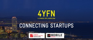 The logo for the 4YFN event where Fon participated | Fon