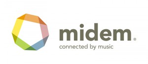 The logo for the Midem event where Fon participated | Fon