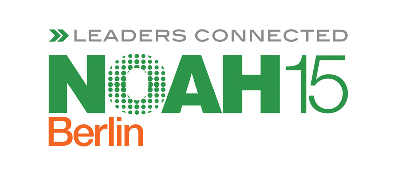 The logo for the NOAH event where Fon participated | Fon