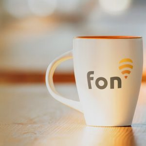 Cup of coffee in the office | Fon