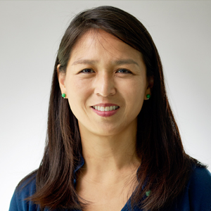 Carleen Chou. Head of Business Development and Sales