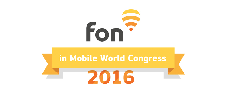 Fon at Mobile World Congress 2016 | Fon