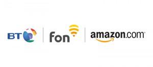 BT, Fon, Amazon | Fon