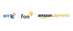 BT, Fon, Pay with Amazon | Fon