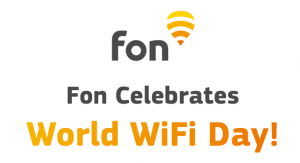 Fon World WiFi Day 2016 | Fon