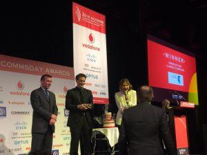 Fon Telstra Award 2016 | Fon