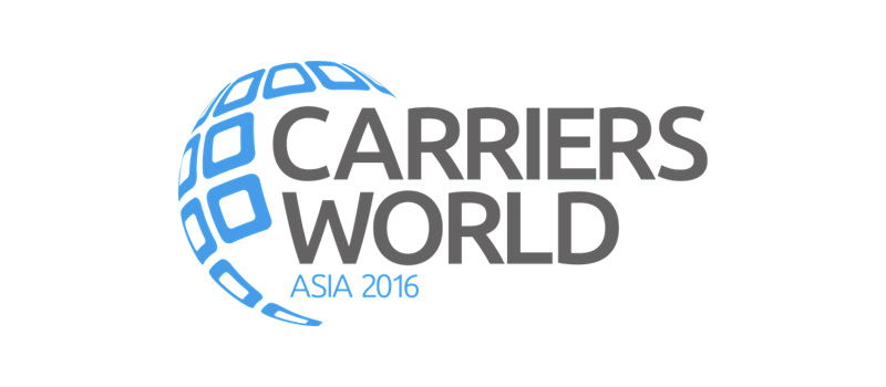 Carriers World Asia 2016