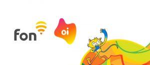Fon Oi Olympic Games wifi | Fon