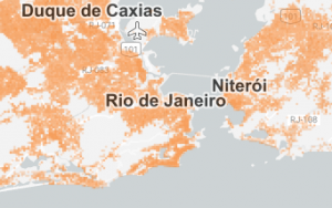 Rio hotspot olympic games | Fon