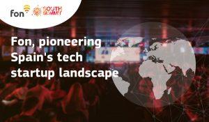 Fon south summit tech startup | Fon