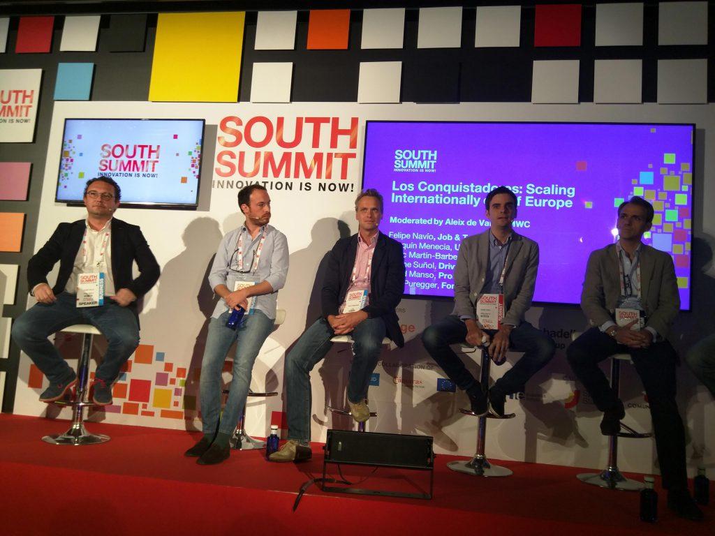tech startup south summit wifi fon Alex Puregger 2016   Fon