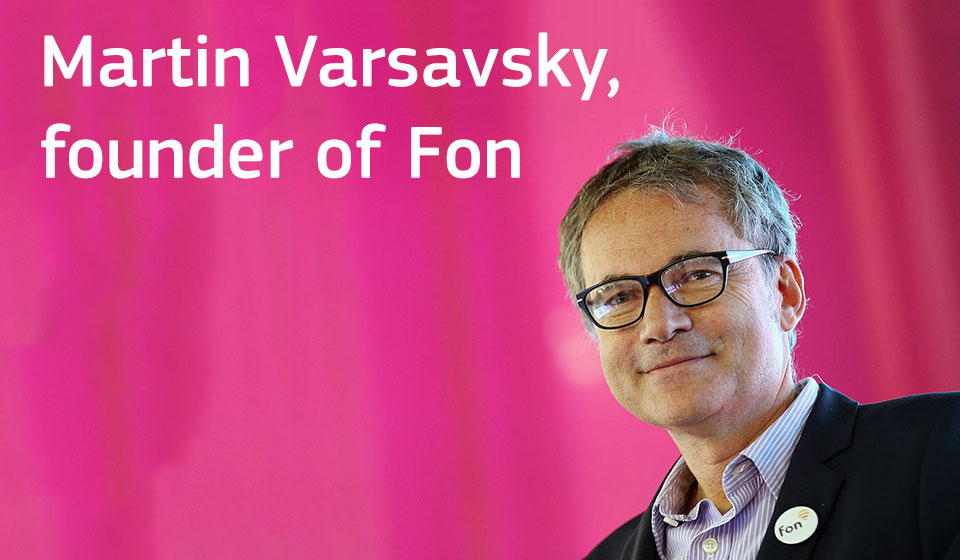 Martin Varsavsky forbes cover founder | Fon