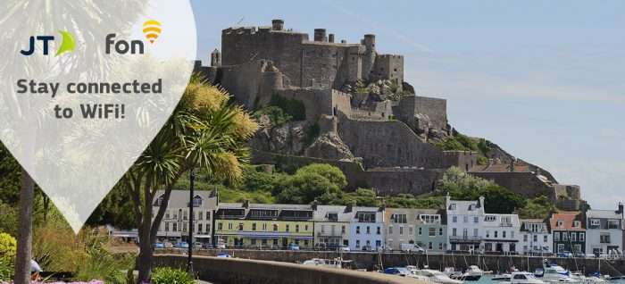 JT partner to launch world's largest WiFi network in Jersey