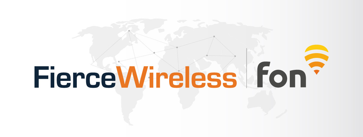 Fierce Wireless chats to Fon about our new WiFi Service Management Solution
