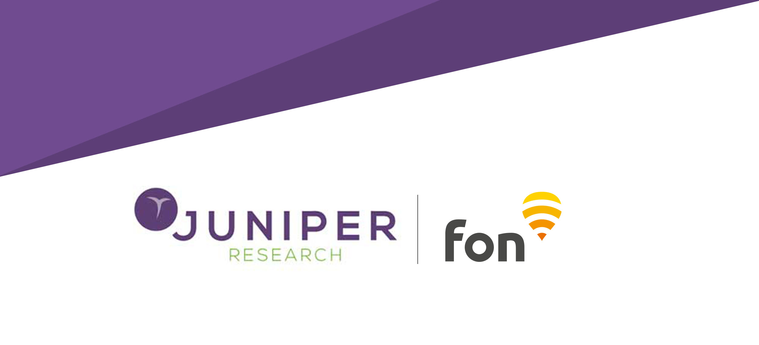 Juniper report about data offload | Fon