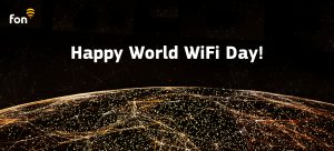 Fon celebrates World WiFi Day | Fon