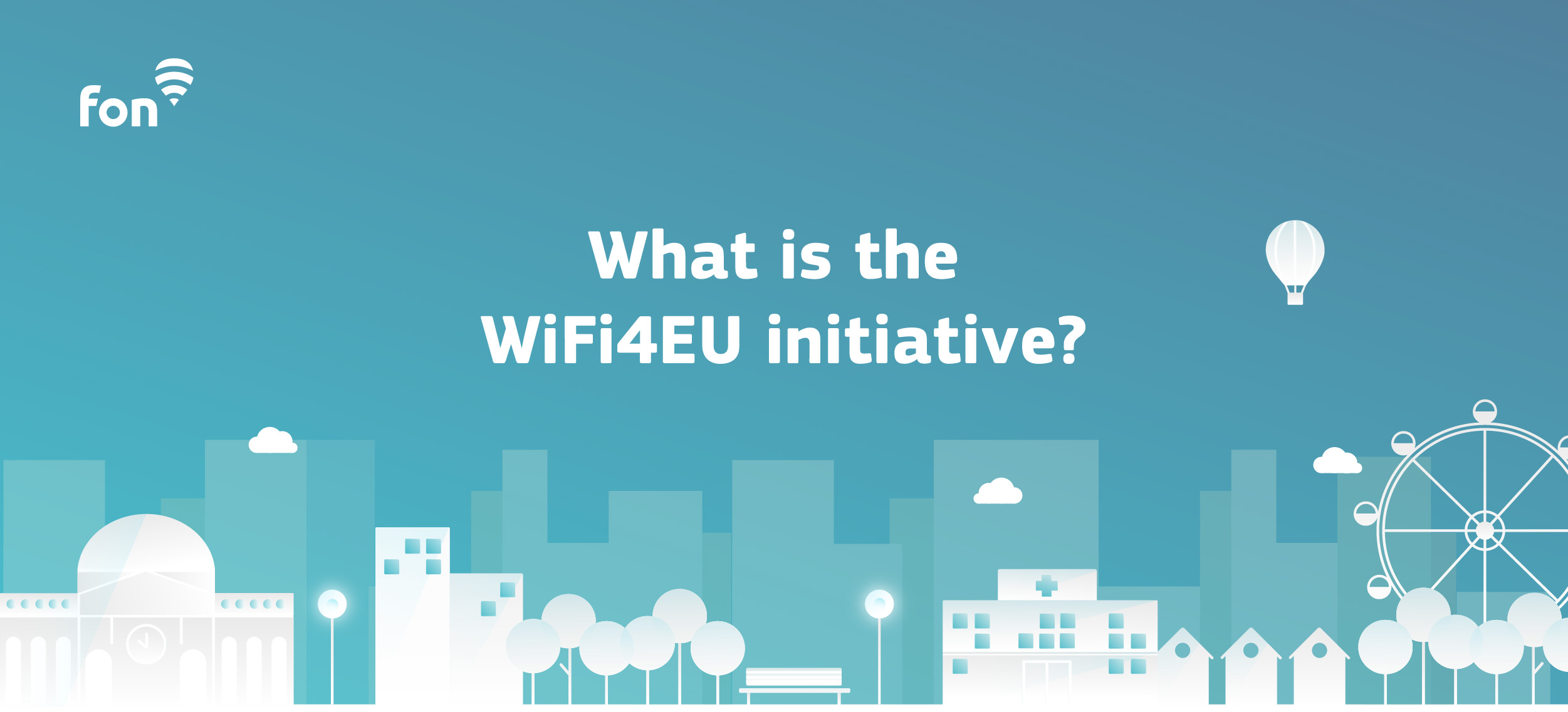 Europe backs free WiFi connectivity with WiFi4EU