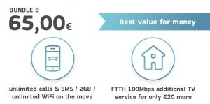 Fon demonstrates Bundle B telco offer is better value