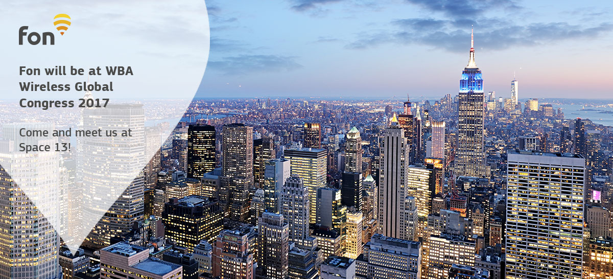Fon Solutions will be at WGC NYC 2017 | Fon