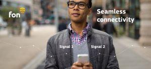 Fon's unique technology delivers seamless connectivity