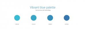 Fontech color palette